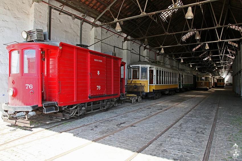 im Depot
