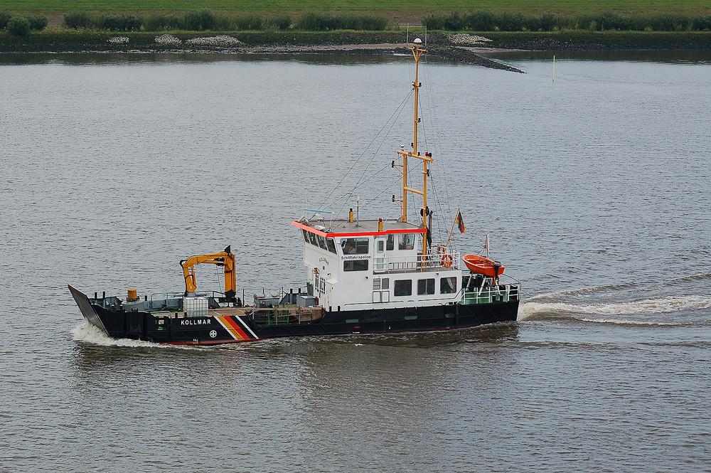 Im Dienste der Seefahrt