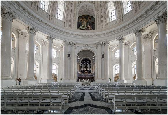 Im Dom zu Sankt Blasien VI
