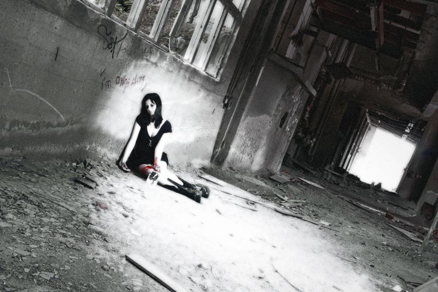 """...i´m dying alone..."""