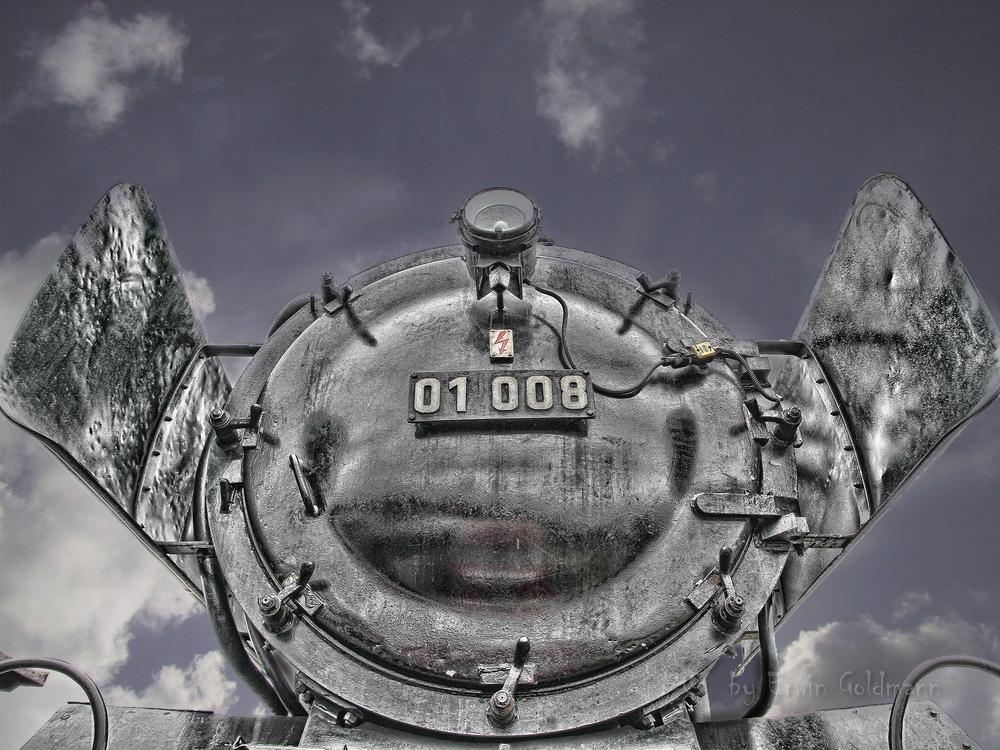 - im Eisenbahnmuseum Bochum ** -