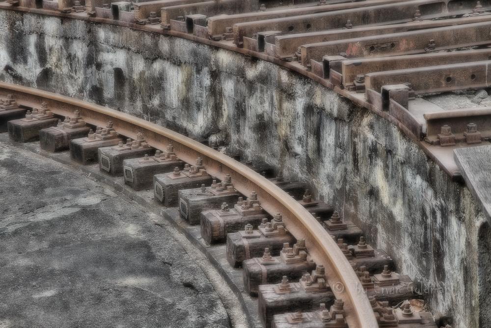 - im Eisenbahnmuseum Bochum - -