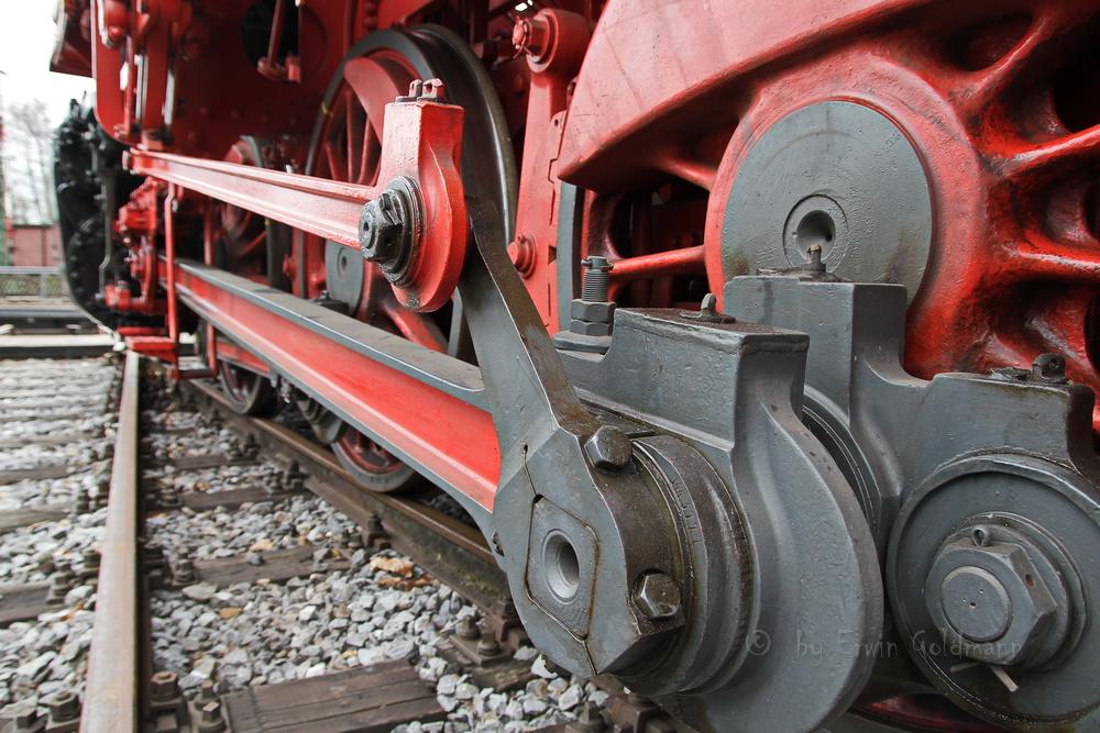 - im Eisenbahnmuseum Bochum Bild 5 -