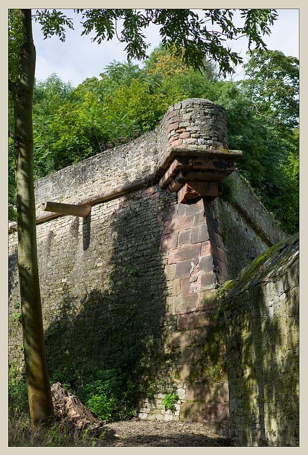Im Festungsgraben