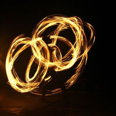 Im Feuerstrudel