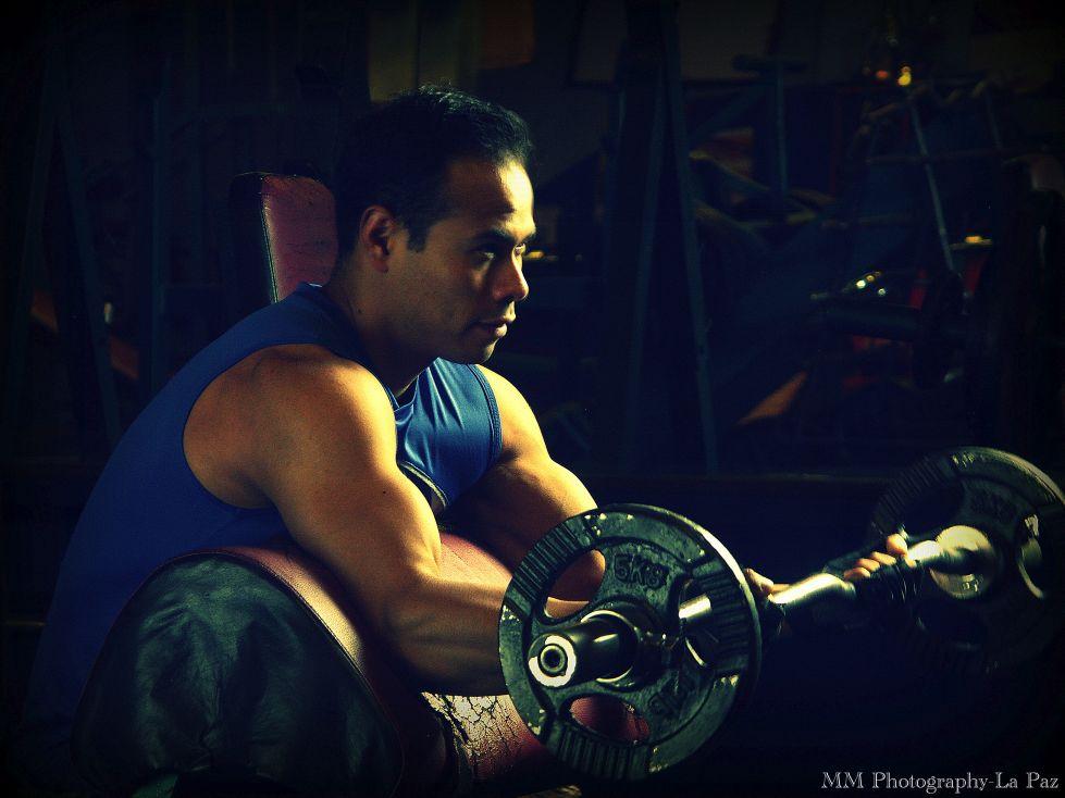 Im Fitness Center