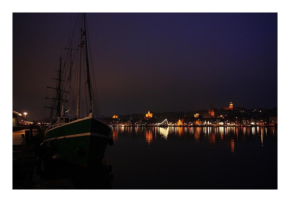 Im Flensburger Hafen 2