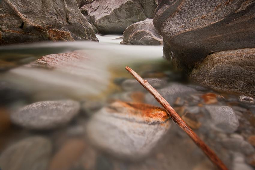 Im Fluss