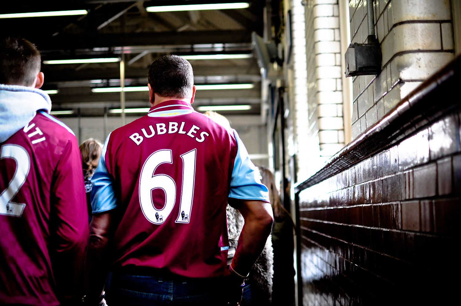 I´m forever blowing Bubbles
