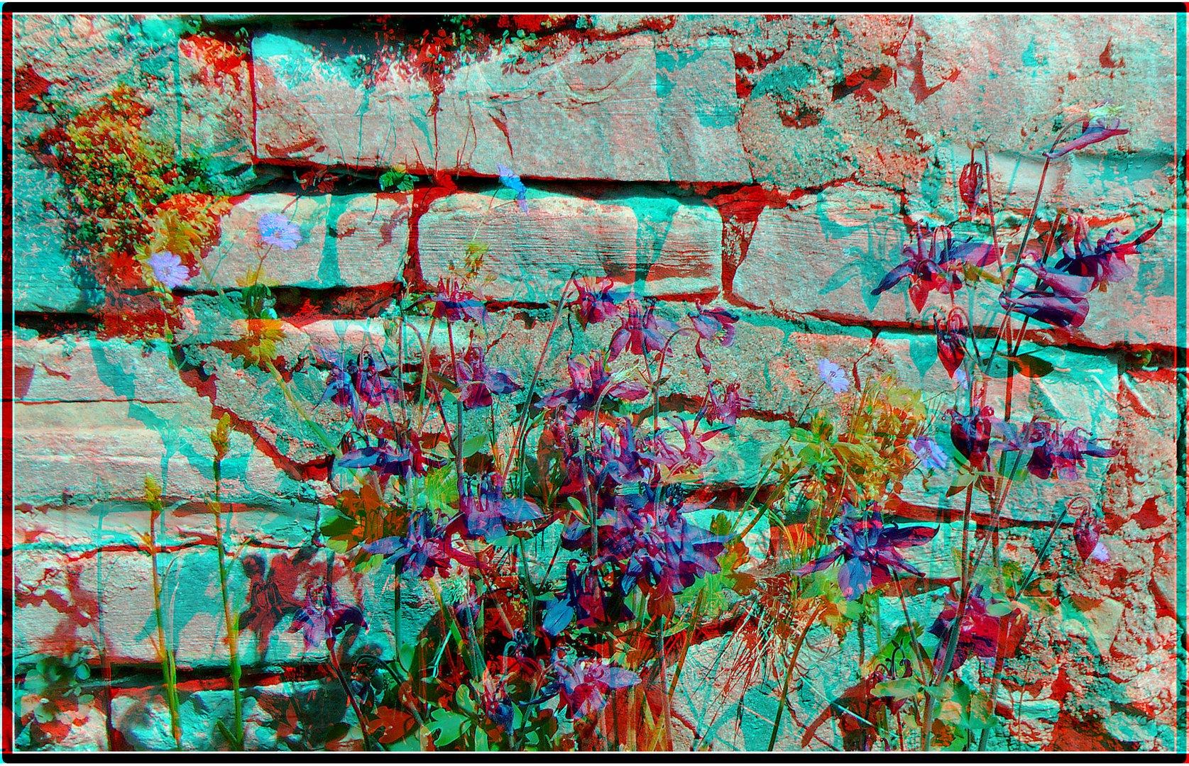 Im Garten 3D