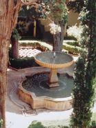 Im Garten der Alhambra-Andalusien