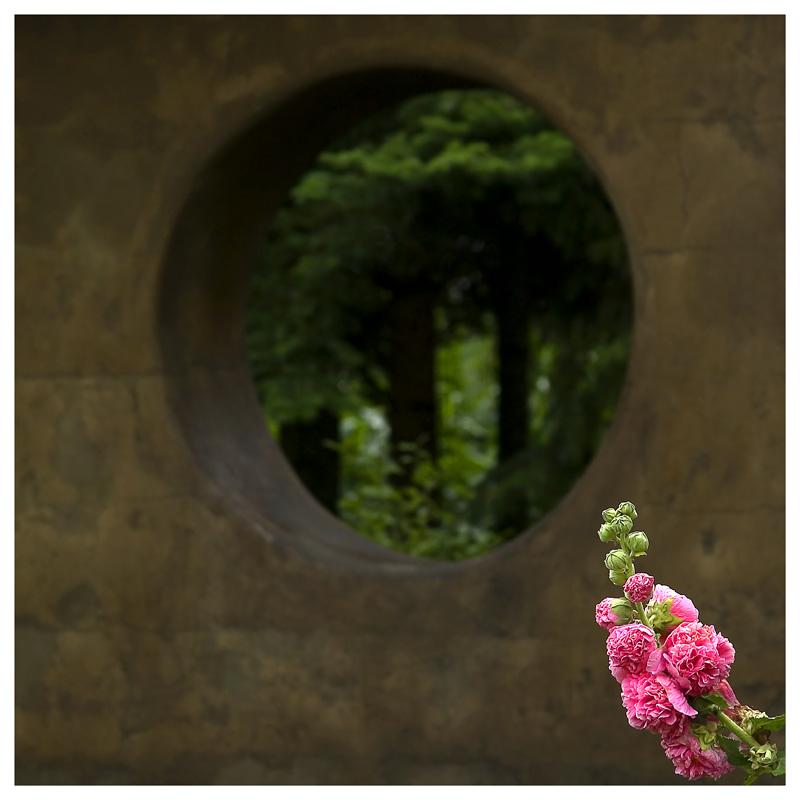 Im Garten der Sinne ...