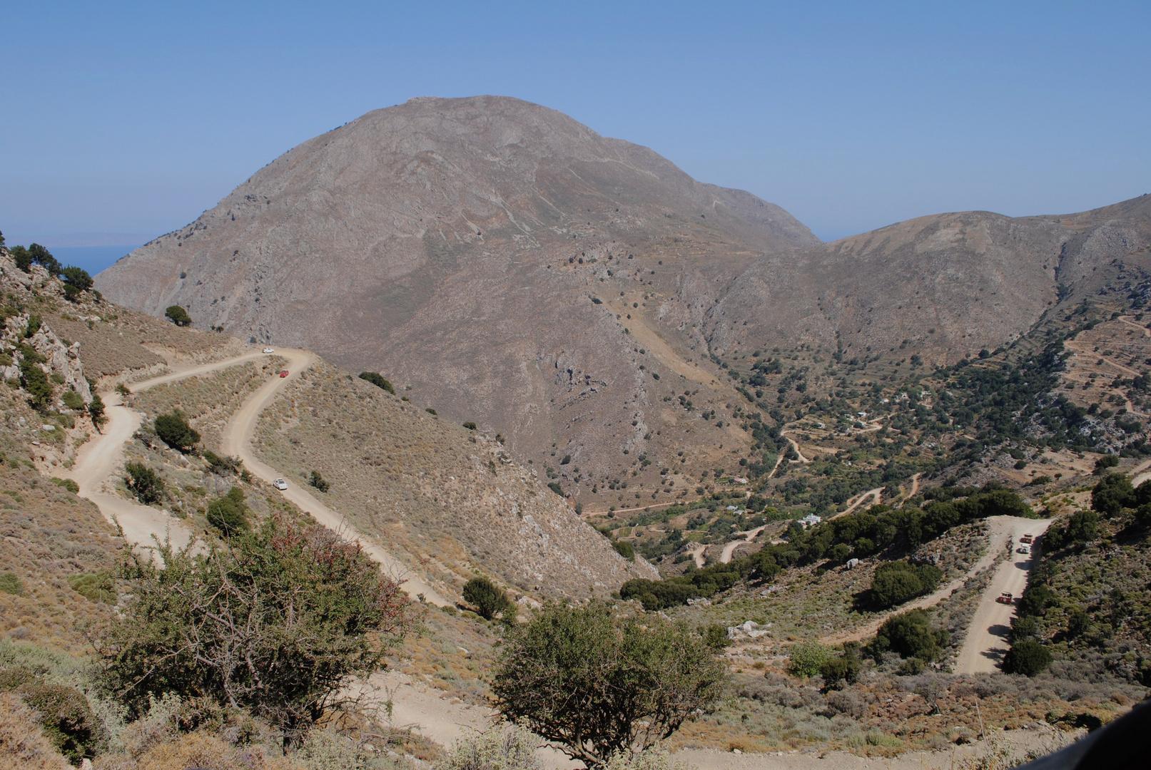 Im Gebirge von Kreta 1
