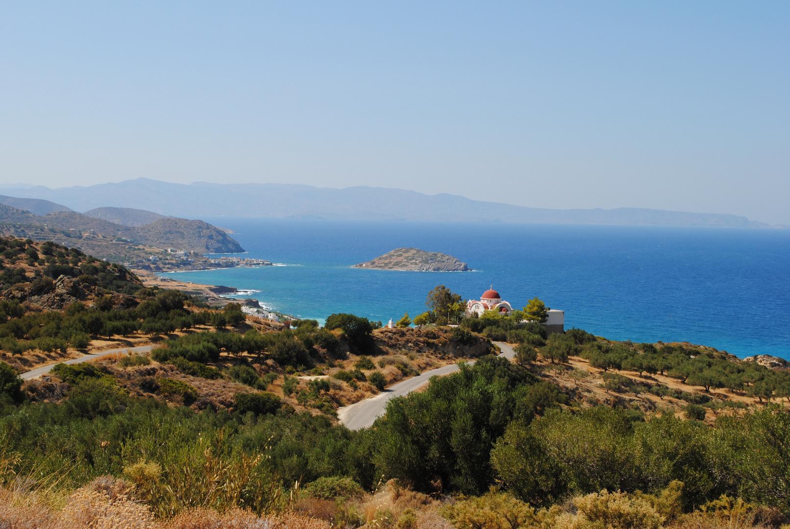 Im Gebirge von Kreta 2