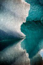 im Gletschersee