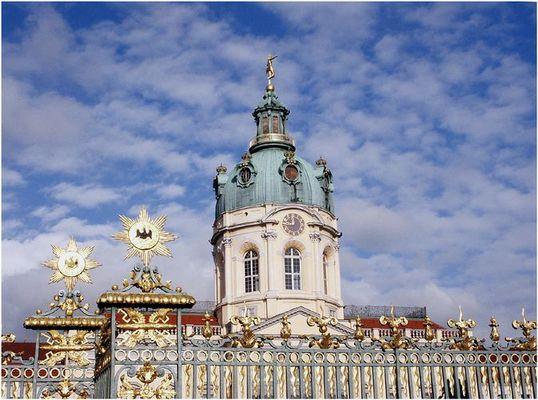 "Im ""Goldenen Käfig"", Schloss Charlottenburg, Berlin"