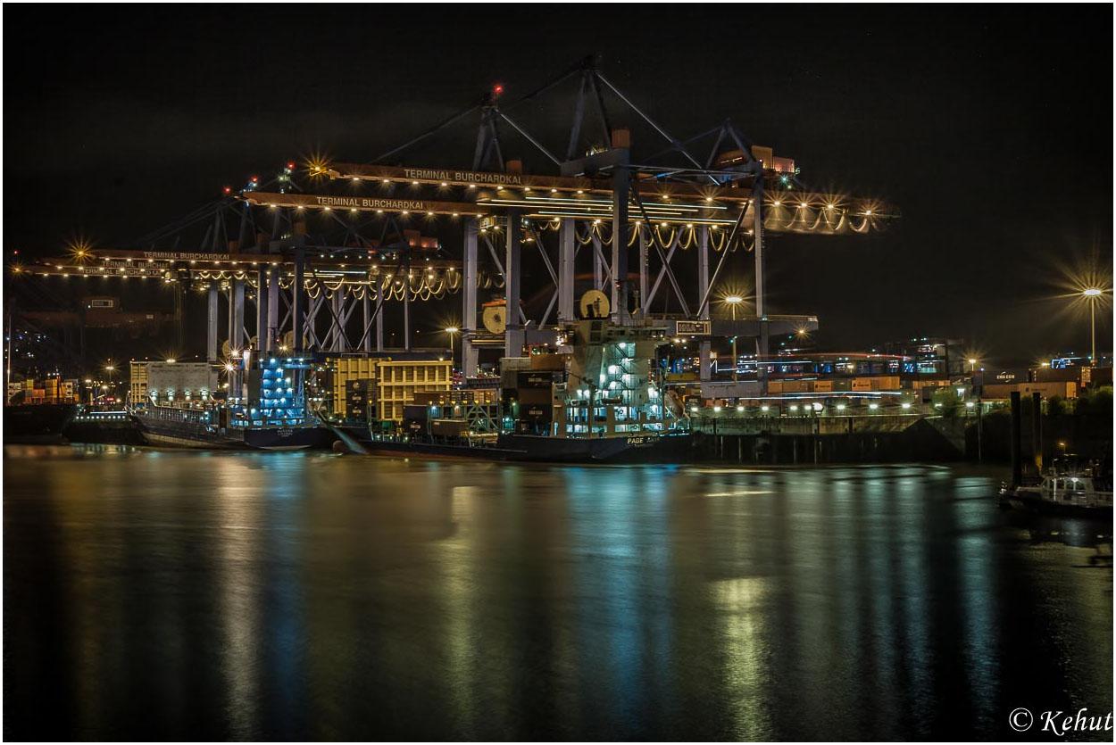 Im Hafen 1