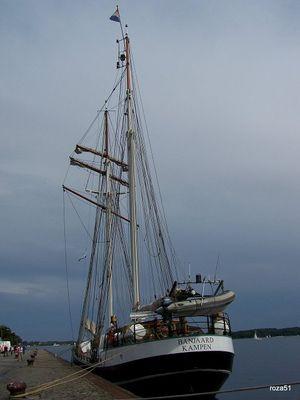 im Hafen:)