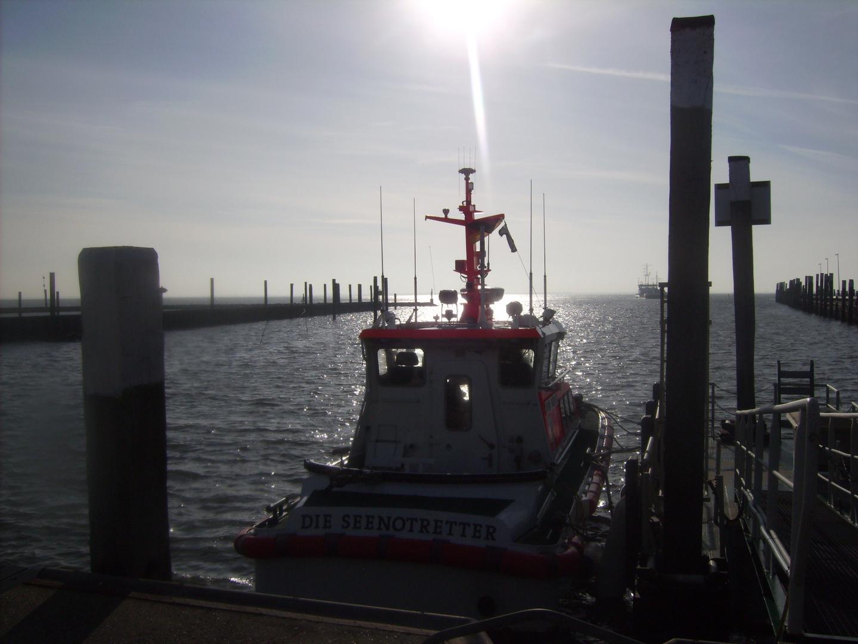 Im Hafen