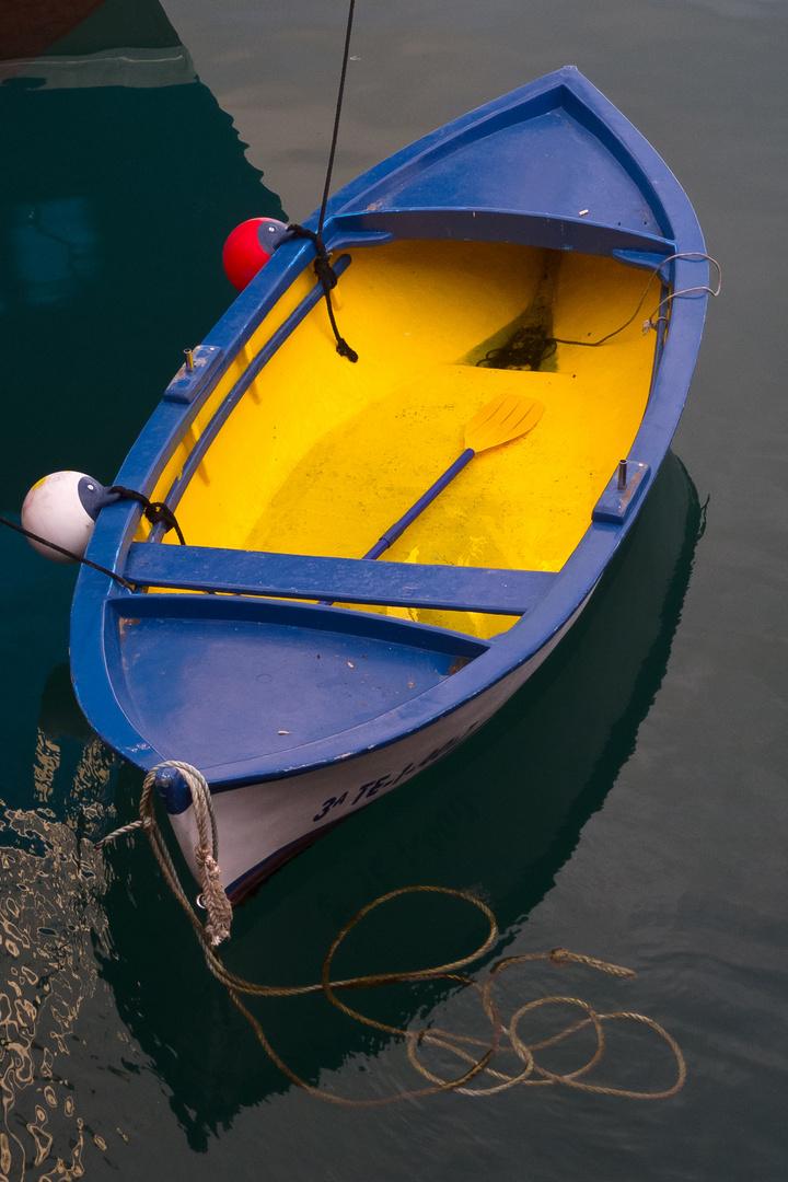 Im Hafen von Los Christianos