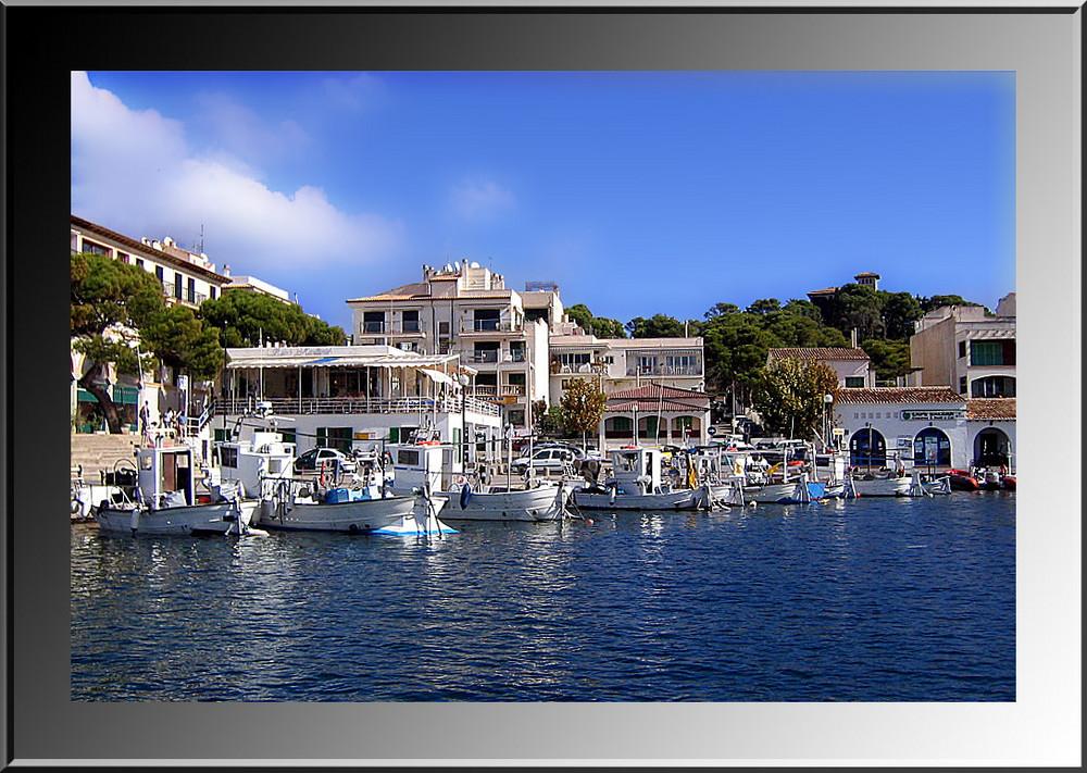 Im Hafen von Mallorca