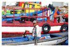 Im Hafen von Valparaiso