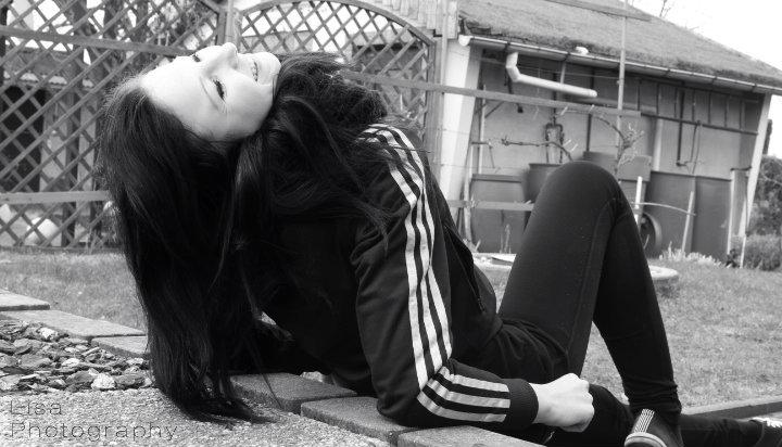 I'm happy...