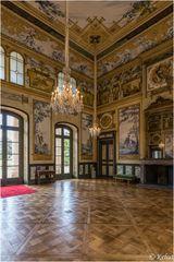 Im Hauptsaal Bergpalais (2) Schloss und Park Pillnitz