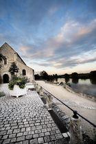 Im Herbst an der Loire