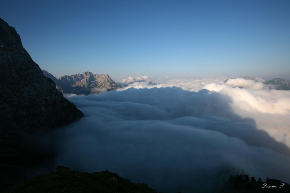Im Himmel (Zugspitze)