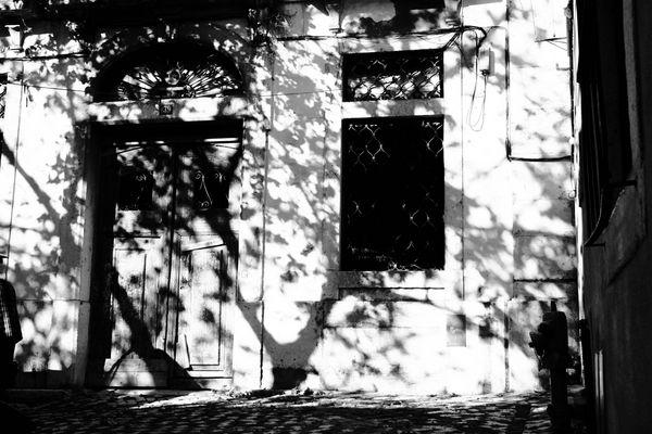 im Hinterhof con Lisboa