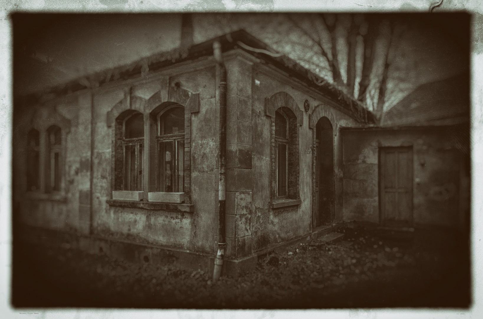 Im Hinterhof