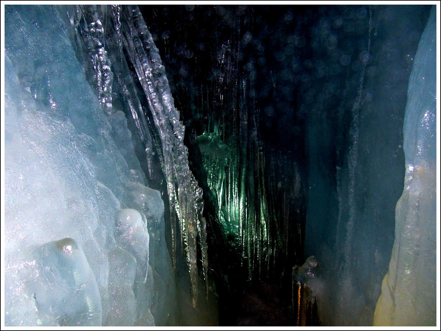 im Hintertuxer Gletscher