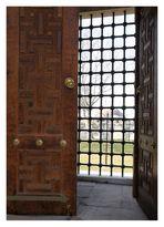 im Hof der Süleymaniye Moschee
