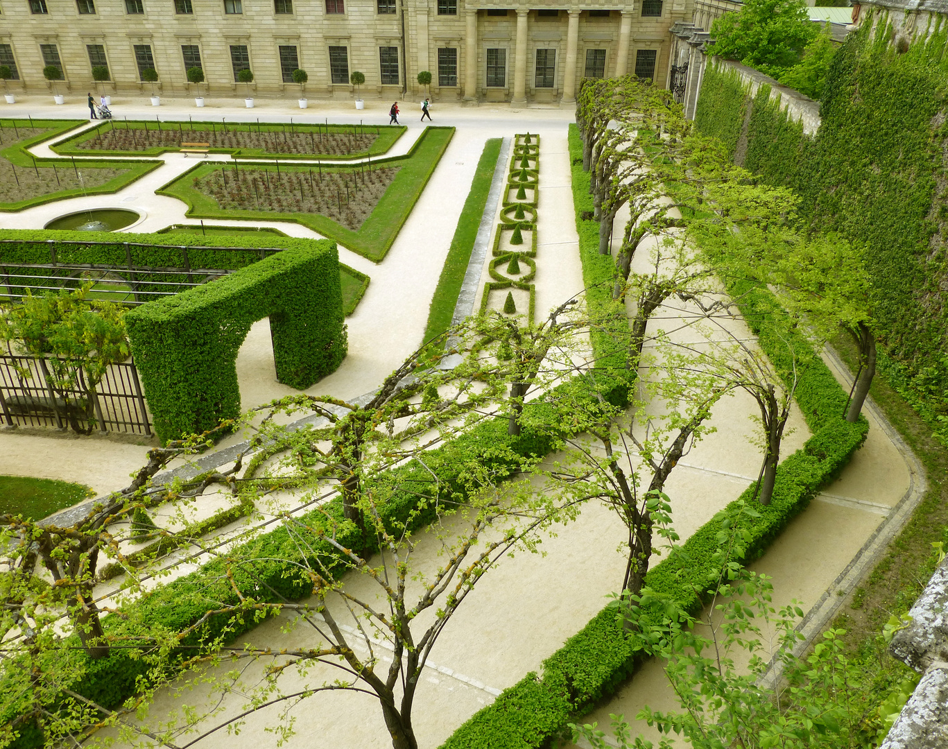 Im Hofgarten I