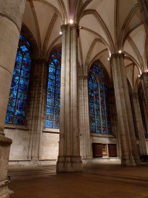 Im hohen Dom zu Köln