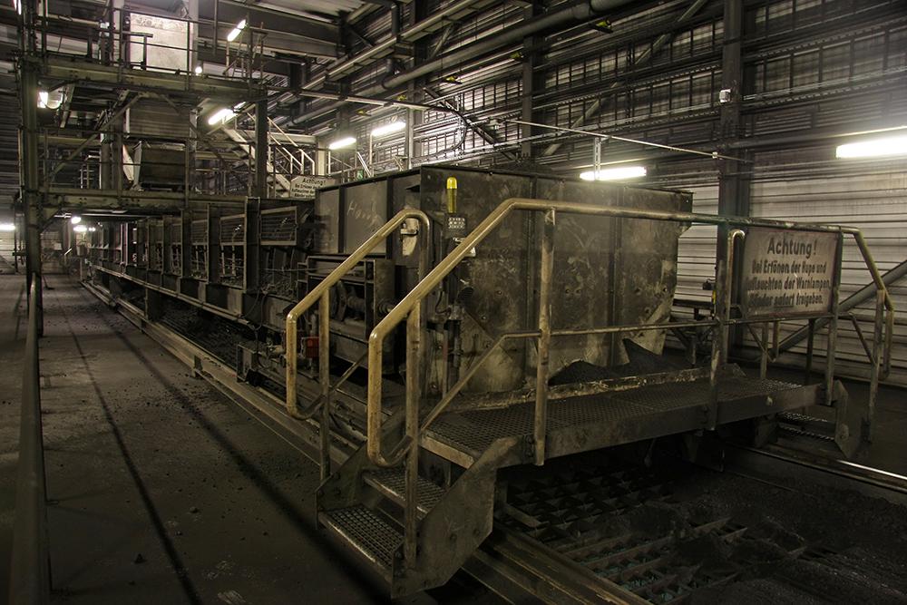 Im Inneren des EnBW-Kraftwerks Heilbronn