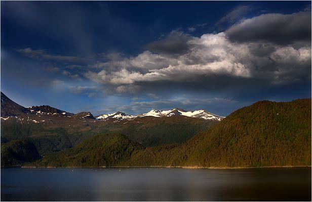 ...im Isfjord ...