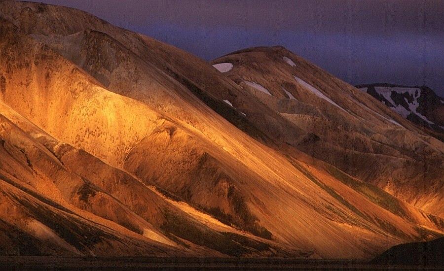 Im isländischen Hochland