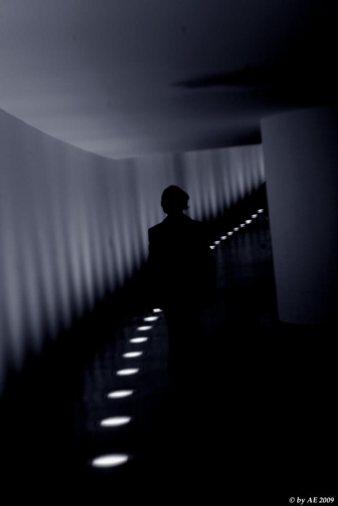 im Keller des Bundestages..da sind Aliens :-)