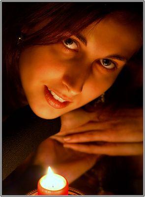 - - - Im Kerzenschein - - -