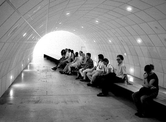 Im Klangtunnel