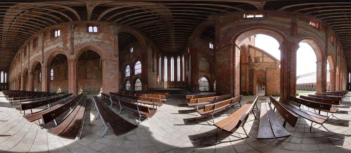 Im Kloster Chorin