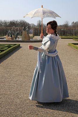 Im königlichen Garten