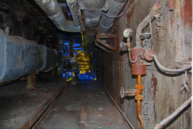 Im Kraftwerk