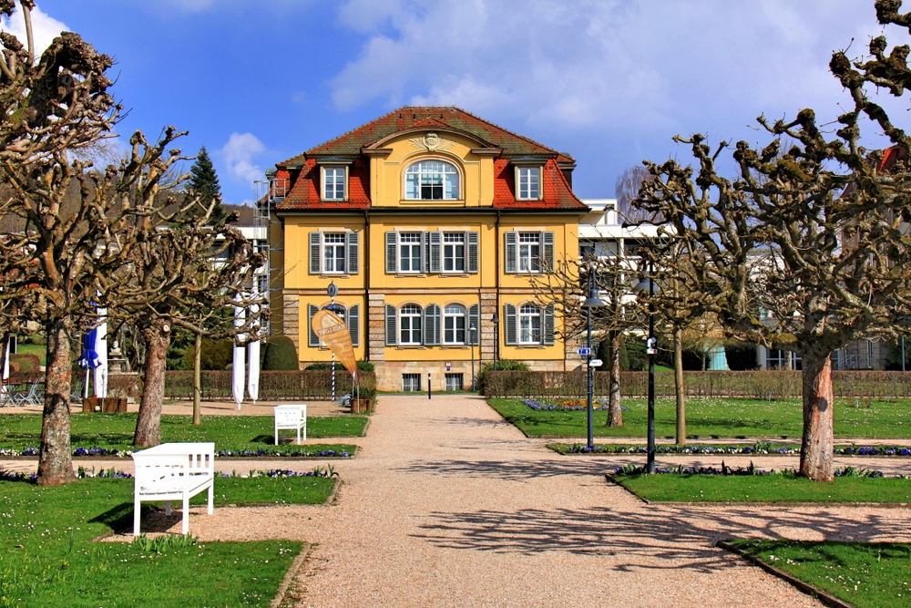 Im Kurpark (2)