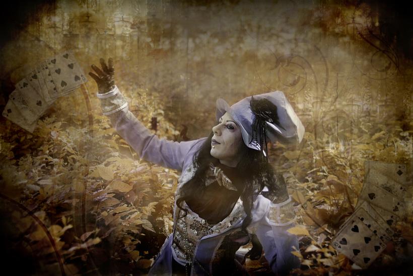 Im Labirynth II (Herbst der Sehnsucht)