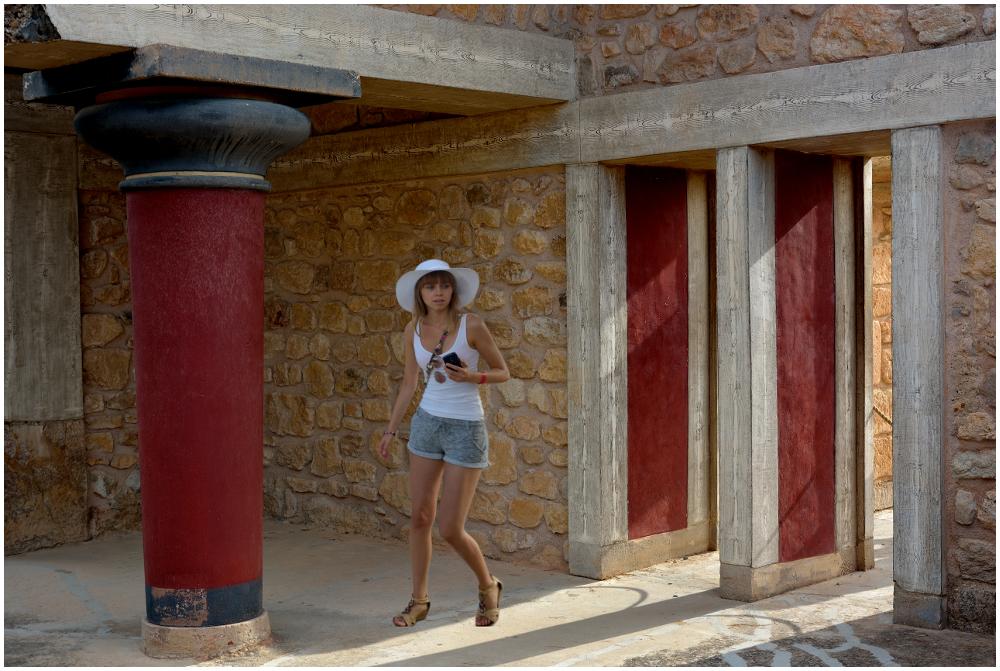Im Labyrinth (Knossos II)
