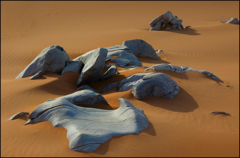 im land der blauen steine