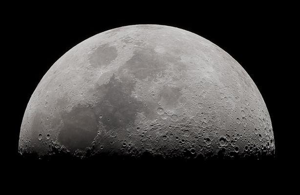 Im Landeanflug auf Lunar